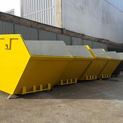 Fabricante de Caçamba ABNT