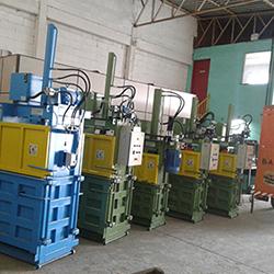 Fabricante de Prensas para Reciclagem