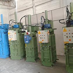 Prensa para Reciclagem - 1